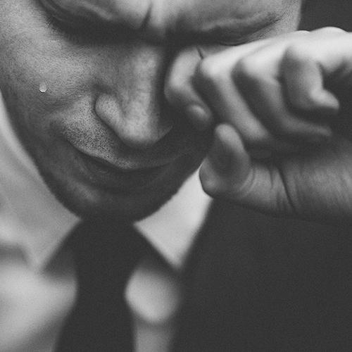 Yeux secs: symptômes