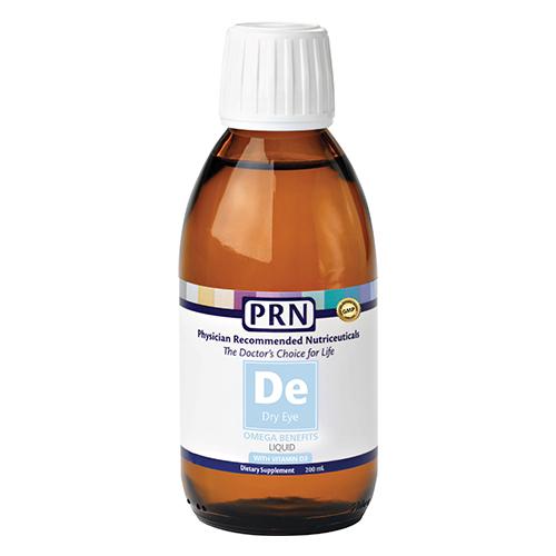 Omega 3 supplement in vloeibare vorm